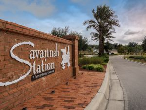Savannah Station Signage