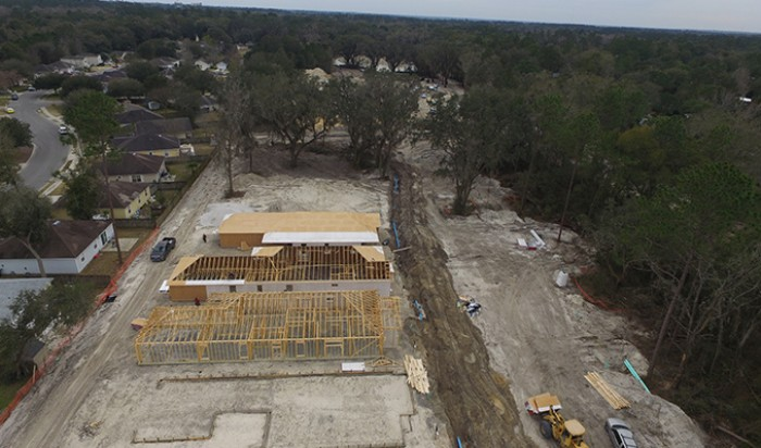 Fletcher Oaks Progress