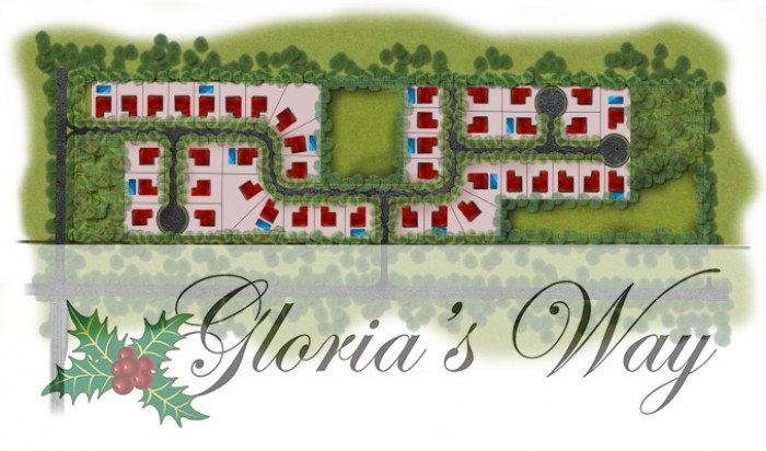 Gloria's Way Masterplan